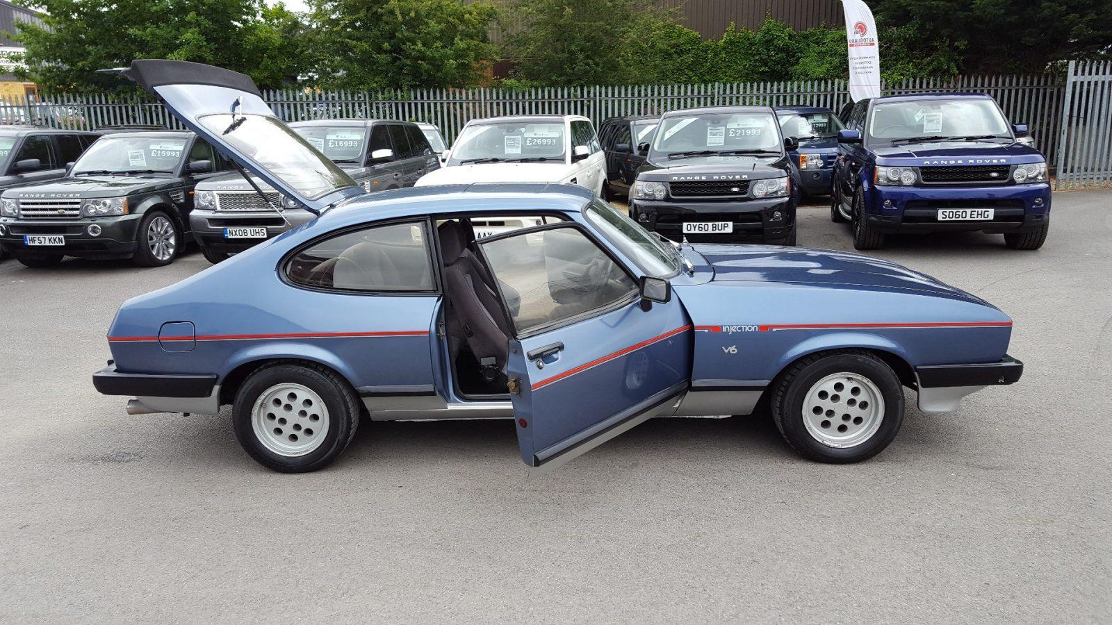 Classic Car Restoration & Sales 12