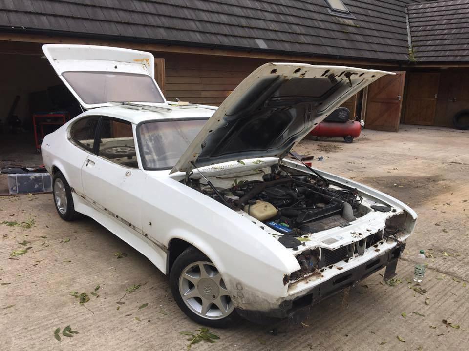 1986 Ford Capri 2.8i