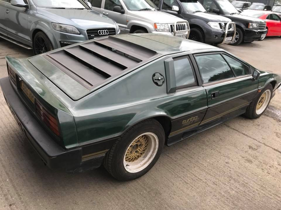 1983 Lotus Esprit Turbo 6