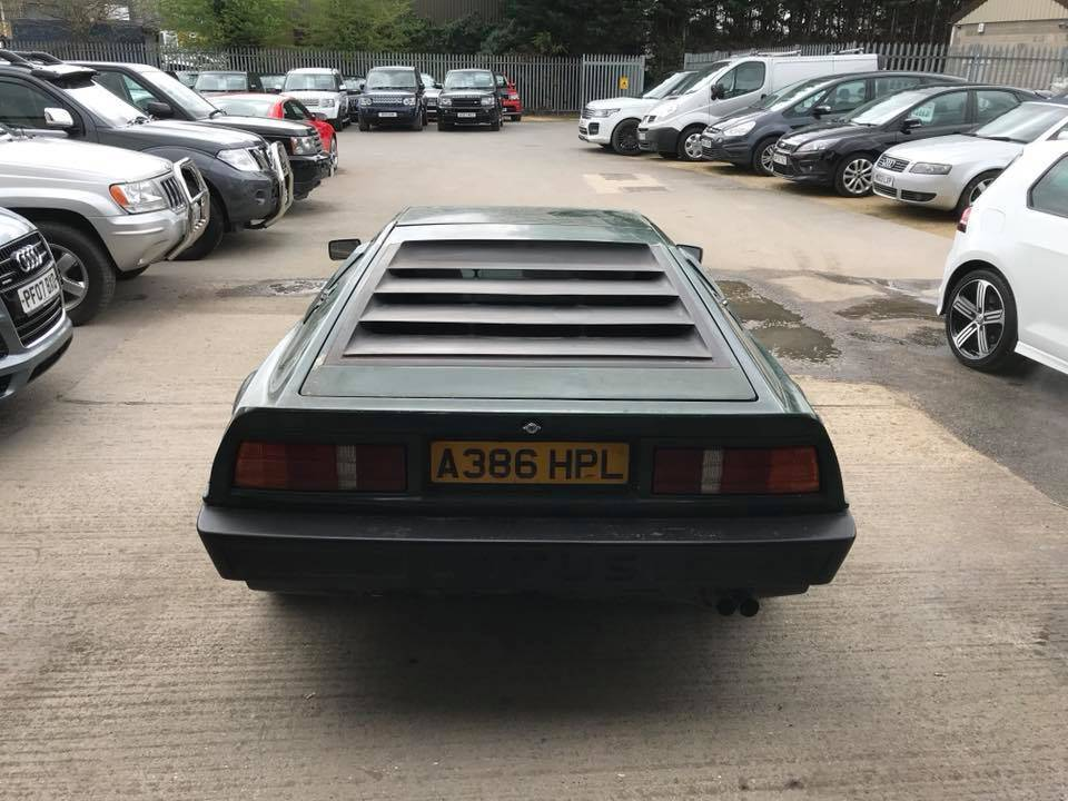 1983 Lotus Esprit Turbo 5