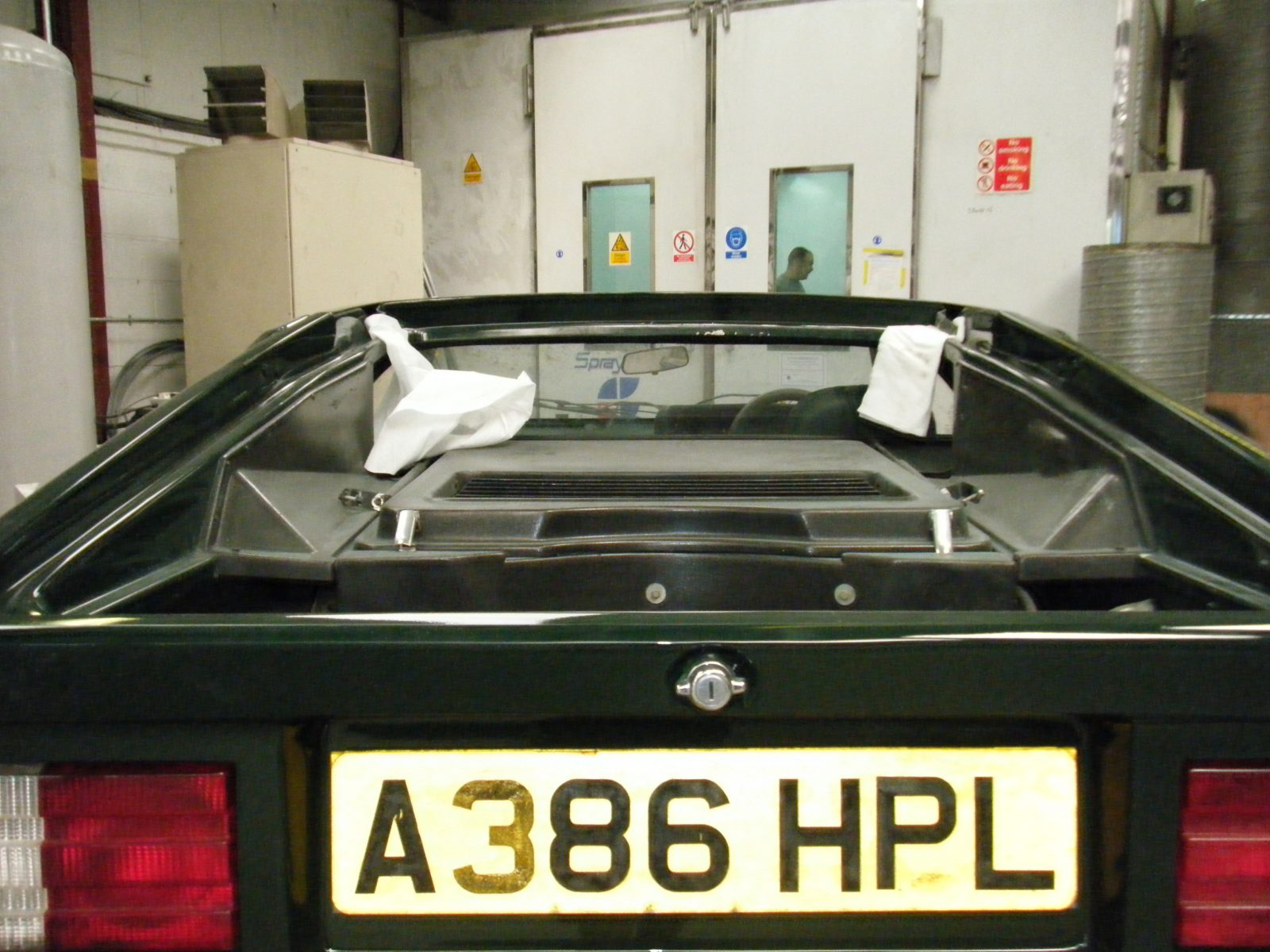 1983 Lotus Esprit Turbo 11