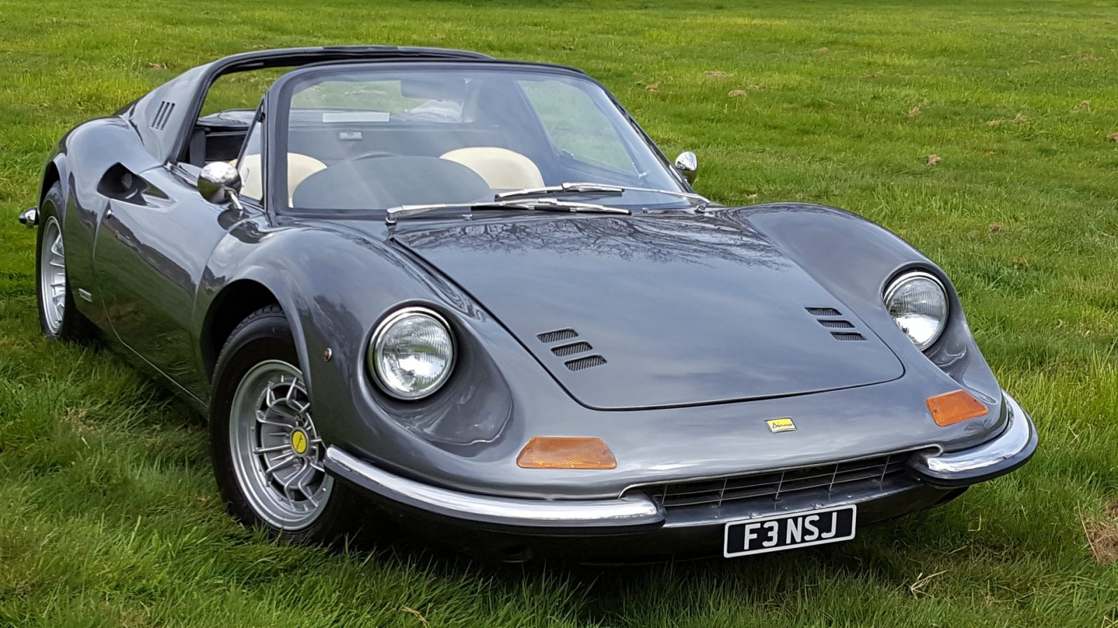 Ferrari Dino Replica Sold By Ourselves 1st Choice Body Works
