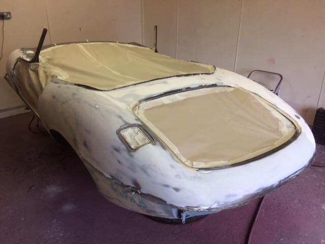 Classic Car Restoration & Sales 8