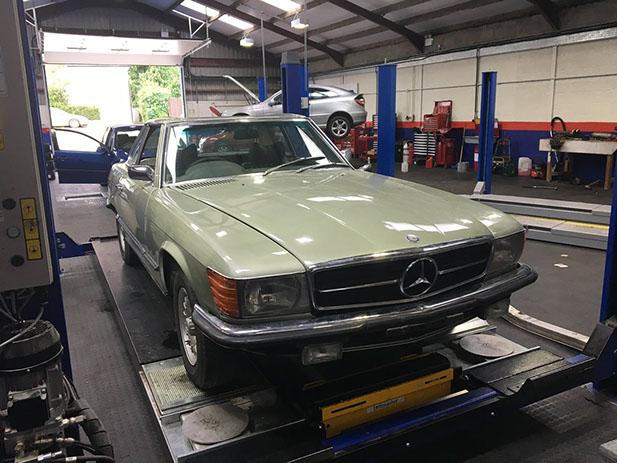 Classic Car Restoration & Sales 6